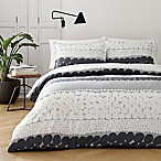 marimekko® Jurmo King Duvet Cover Set in Grey