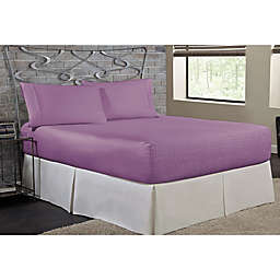 Bed Tite™ Soft Touch Queen Sheet Set in Lilac