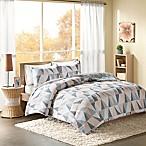 Intelligent Design Ellie 3-Piece King Comforter Set in Blush