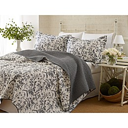 Laura Ashley® Amberley 3-Piece Quilt Set
