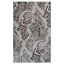 KAS Bob Mackie Home Showtime Rug in Ivory