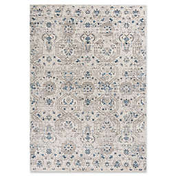 KAS Seville 2-Foot 2-Inch  x 7-Foot 6-Inch Area Rug in Ivory