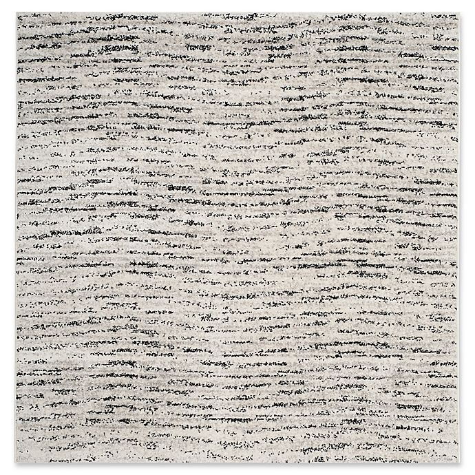Alternate image 1 for Safavieh Adirondack Heather 4-Foot Square Accent Rug in Ivory