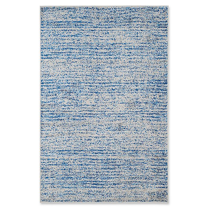 Alternate image 1 for Safavieh Adirondack Heather 5-Foot 1-Inch x 7-Foot 6-Inch Area Rug in Blue