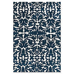 Feizy Rugs Pia Rug in Navy