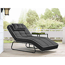 Relax-A-Lounger Bayshore Outdoor Convertible Chaise