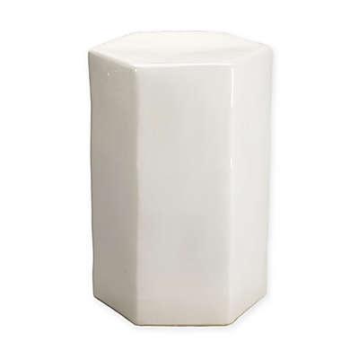 Porto Ceramic Drum Table Stool