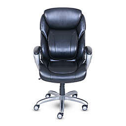 Serta® My Fit Office Chair with Tailored Reach in Black
