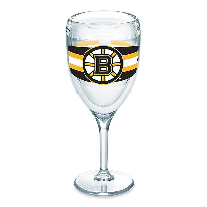 Alternate image 1 for Tervis® NHL Boston Bruins 9 oz. Select Wine Glass