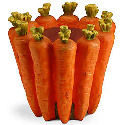 National Tree Company 8-Inch Carrot Flower Pot