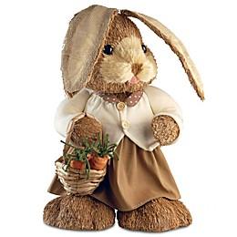National Tree Company 36-Inch Floppy Ear Brown Bunny