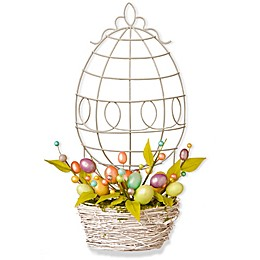 National Tree Company 20-Inch Easter Wall Decor