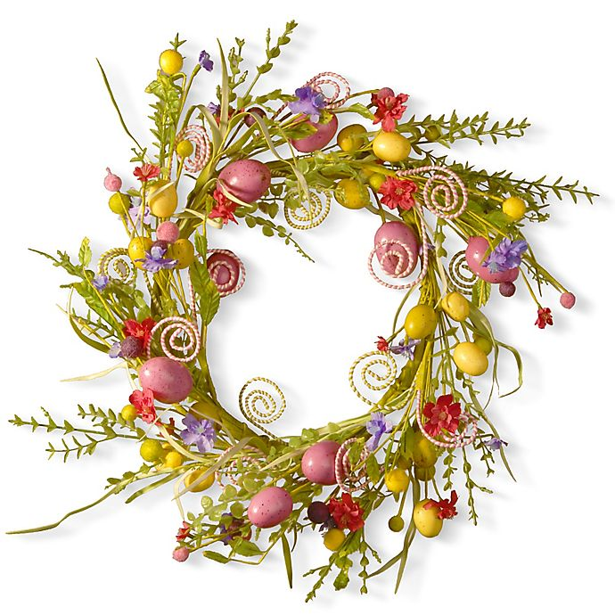 Alternate image 1 for National Tree Company Garden Accents 24-Inch Easter Wreath
