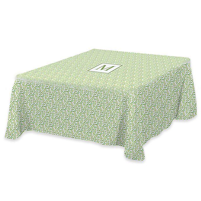 Spring Botanical Ii Tablecloth Bed Bath Amp Beyond