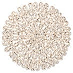 Salitto Round Placemat in Natural