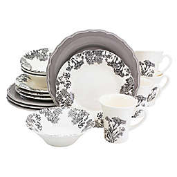 Euro Ceramica Savannah Dinnerware Collection