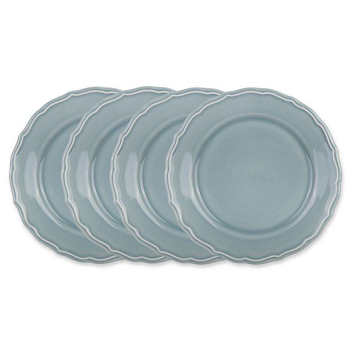 Alternate image 1 for Euro Ceramica Savannah Salad Plates (Set of 4)