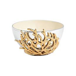 Julia Knight® By the Sea Coral 7.5-Inch Bowl in Snow