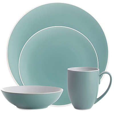 Nambe POP Dinnerware Collection in Ocean