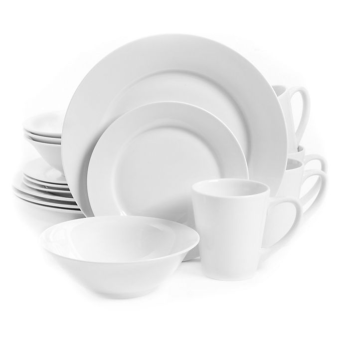 Mud Pie 4851103J Jingle Mingle Stacked Dip Cup Set of 2 White
