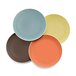 Nambe POP Colors Accent Plates (Set of 4)