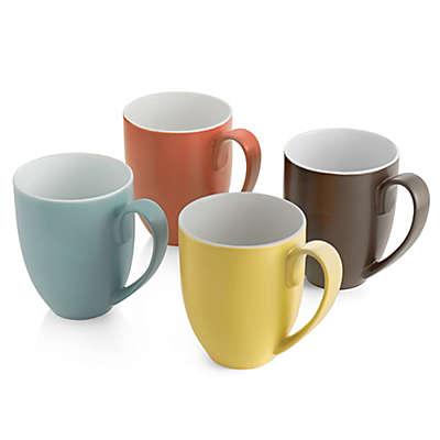 Nambe POP Colors Mugs (Set of 4)