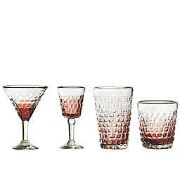 Amici Home Cobblestone Amethyst Ombre Bar Collection