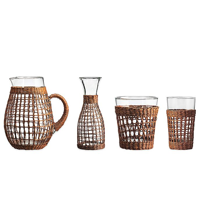 Alternate image 1 for Amici Home Bali Drinkware Collection