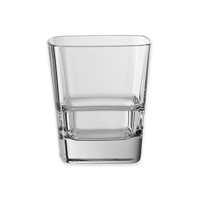 Alternate image 1 for Amici Home Bartender's Choice Palladio Quadro Double Old Fashioned Glasses (Set of 4)