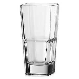 Amici Home Bartender's Choice Palladio Quadro Highball Glasses (Set of 4)