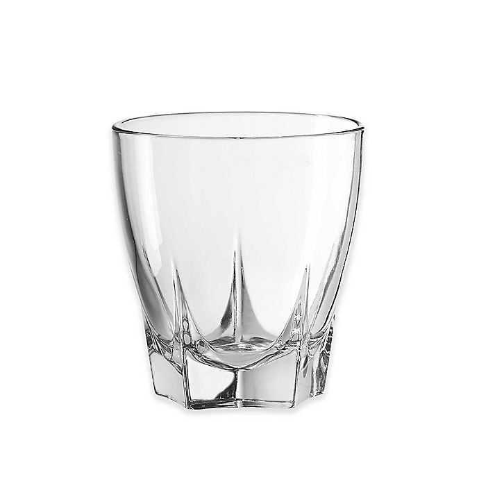 Alternate image 1 for Amici Home Bartender's Choice Camelot Double Old Fashioned Glasses (Set of 4)