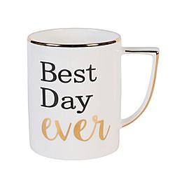 """Olivia & Oliver® """"Best Day Ever"""" Mug"""