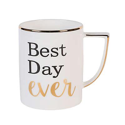 """Olivia & Oliver """"Best Day Ever"""" Mug"""