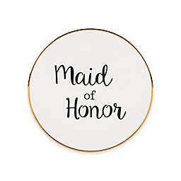 "Olivia & Oliver® ""Maid of Honor"" Trinket Tray"