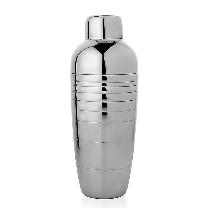 Alternate image 1 for Stainless Steel Cocktail Shaker