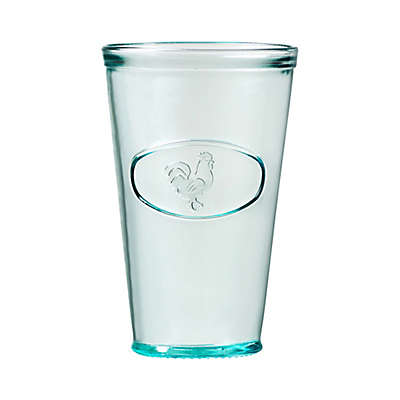 Amici Home Rooster Highball Glasses in Green (Set of 6)