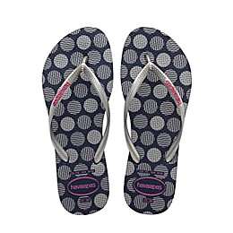 Havaianas® Slim Retro Women's Sandal in Navy