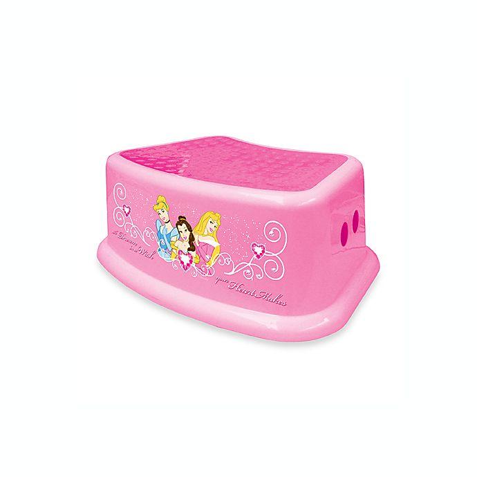 Ginsey Disney 174 Princess Step Stool Buybuy Baby