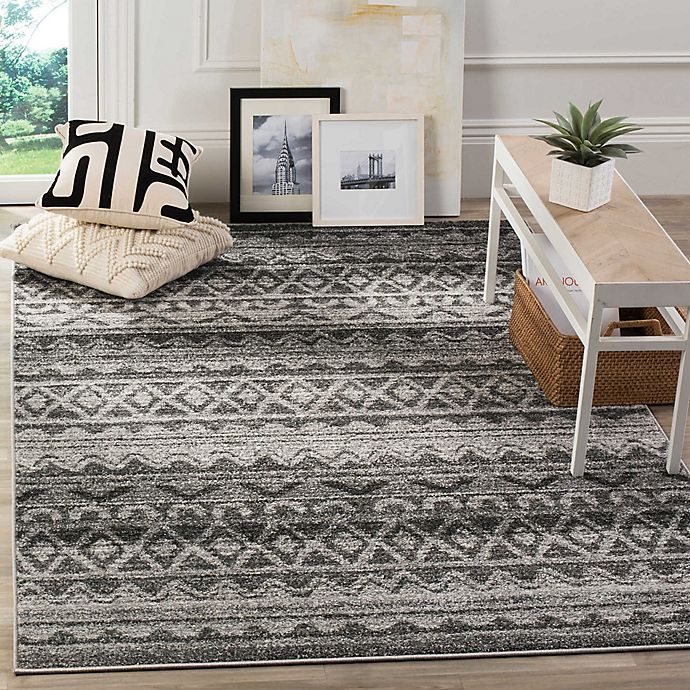 Safavieh Adirondack Tribal Rug In Ivory Bed Bath And