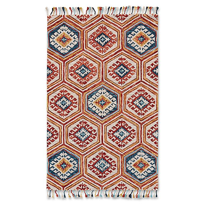 Alternate image 1 for Feizy Bromeliad 8' x 11' Area Rug in Gold