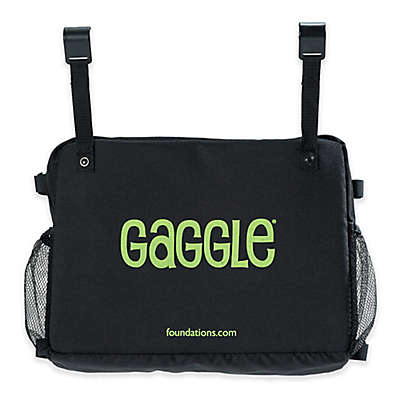 Foundations® Gaggle 4 Accessory Bag in Black