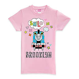 "Thomas & Friends® ""Smile"" Fitted T-Shirt in Pink"