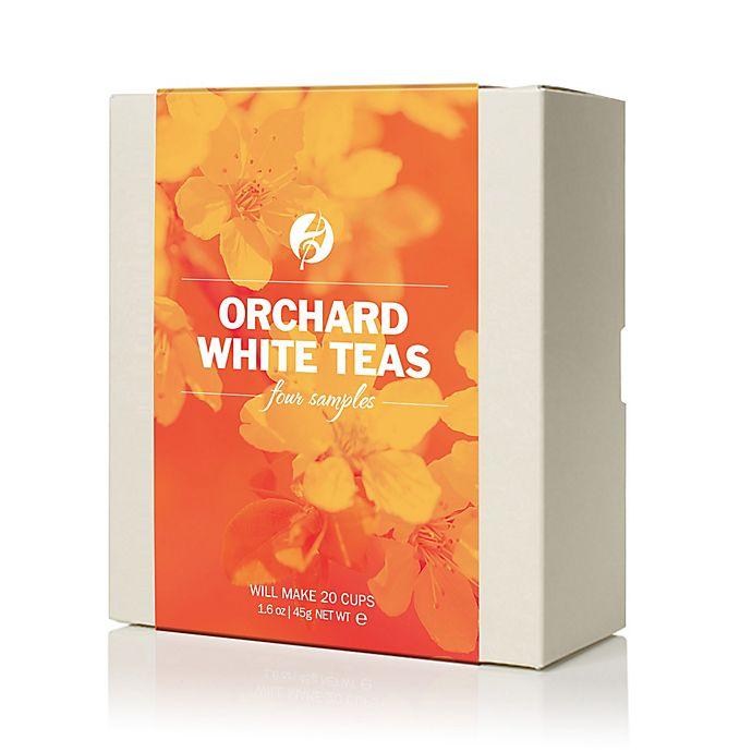 Alternate image 1 for adagio teas Orchard White Loose Leaf Tea Sampler