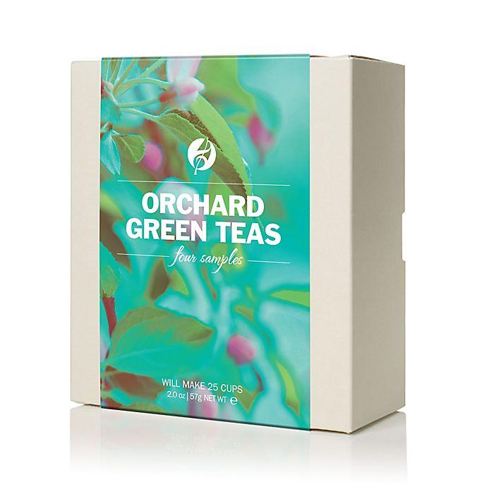Alternate image 1 for adagio teas Orchard Green Loose Leaf Tea Sampler