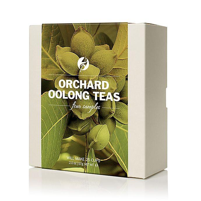 Alternate image 1 for adagio teas Orchard Oolong Loose Leaf Tea Sampler
