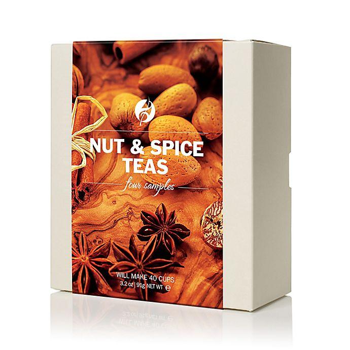 Alternate image 1 for Adagio Teas Nut & Spice Loose Leaf Tea Sampler