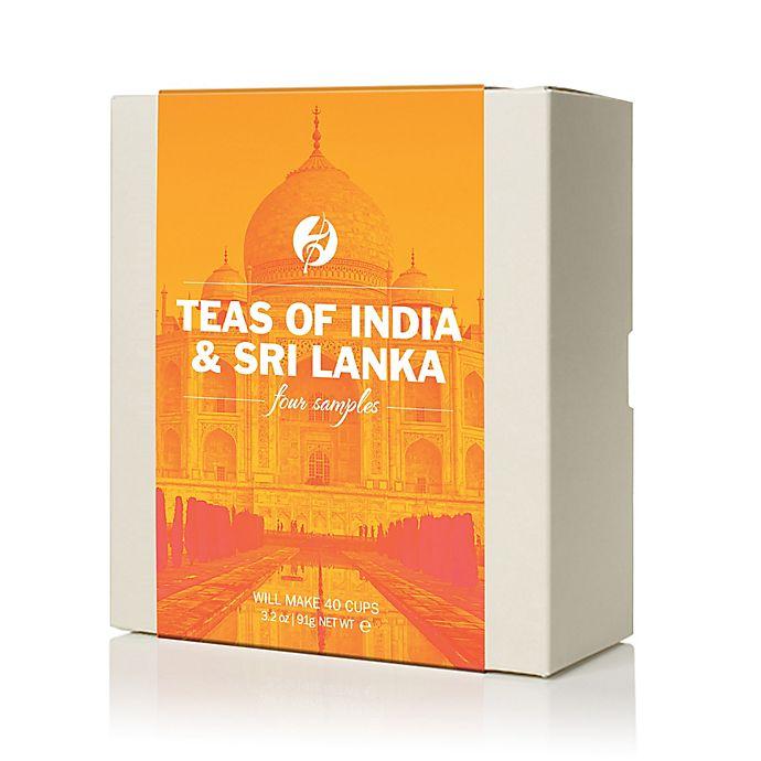 Alternate image 1 for adagio teas Teas of India & Sri Lanka Loose Leaf Tea Sampler