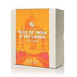 adagio teas Teas of India & Sri Lanka Loose Leaf Tea Sampler