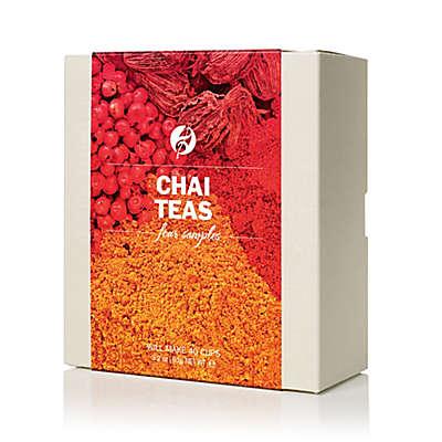 adagio teas Chai Loose Leaf Tea Sampler