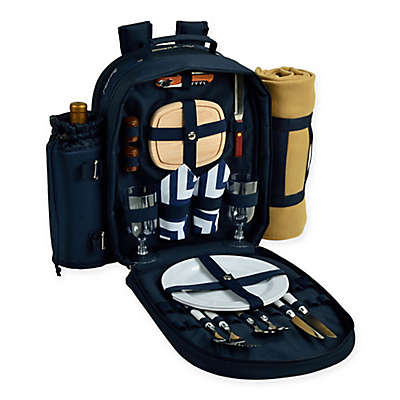 Picnic at Ascot 2-Person Picnic Backpack Collection